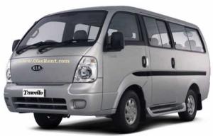 Sewa Mobil Kia Travello Padang